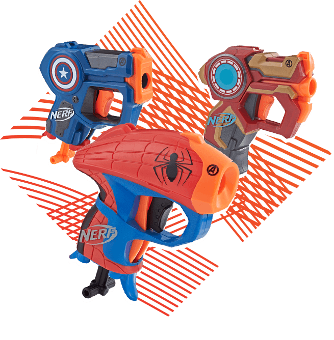 Microshots - Marvel