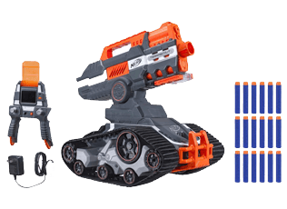 Click here to Download Nerf Terrascout Instructions