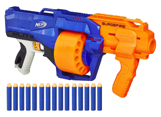 Click here to Download Nerf Surgefire Instructions