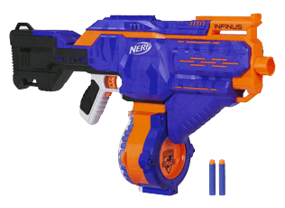 Click here to Download Nerf Falconfire Instructions