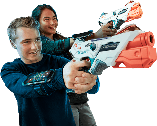 Nerf Laser Ops Pro Character Content