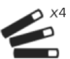 Mega - XL DOUBLE-CRUSHER Feature icon