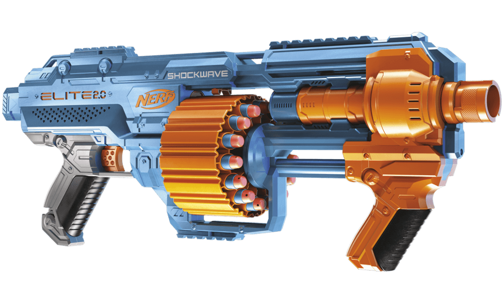 Nerf Elite 2.0 Shockwave Blaster