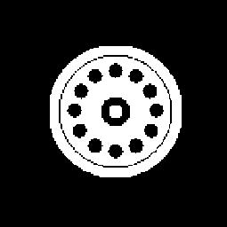 Halo - Feature Icon 6-DART DRUM
