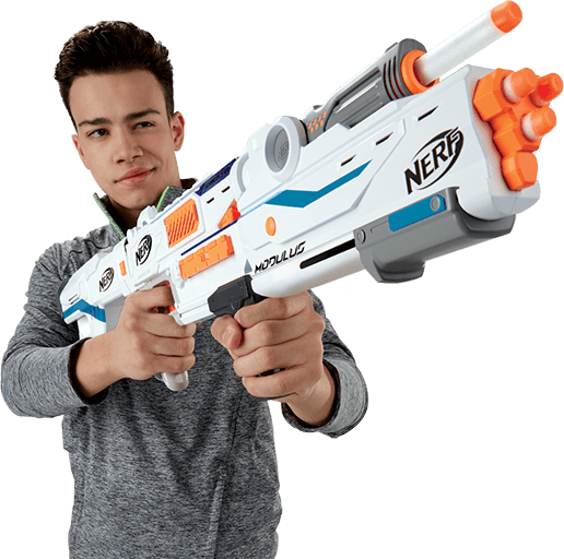 Nerf Modulus Character Content