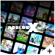 Nerf Roblox Products