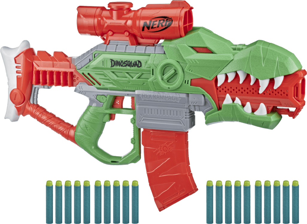 Browse Nerf Dinosquad Blasters
