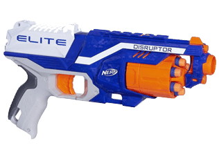 Click here to Download Nerf Disruptor Instructions