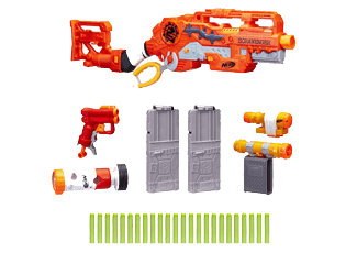 Click here to Download Nerf Scravenger Instructions
