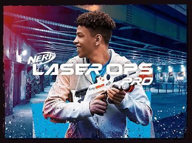 Nerf Laser Ops Pro