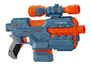 Click here to Download Nerf PHOENIX CS6 Instructions