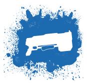 Elite - Feature Icon Pump-Action