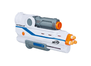 Click here to Download Nerf Mediator Barrel Instructions