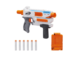 Click here to Download Nerf Mediator Instructions