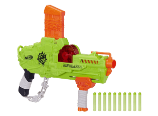 Click here to Download Nerf Revreaper Instructions