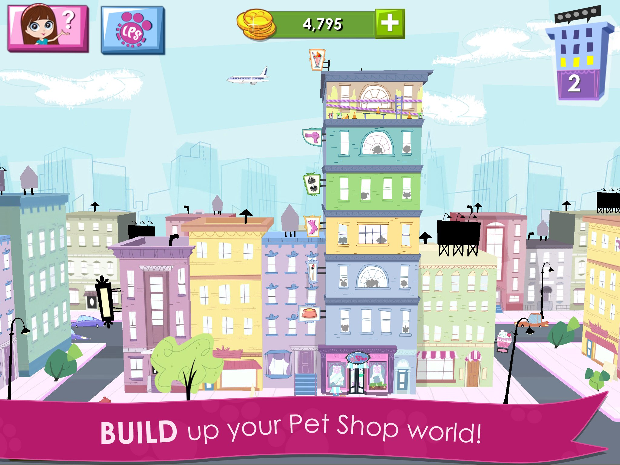 Littlest Pet Shop Apps - Littlest Pet Shop Your World