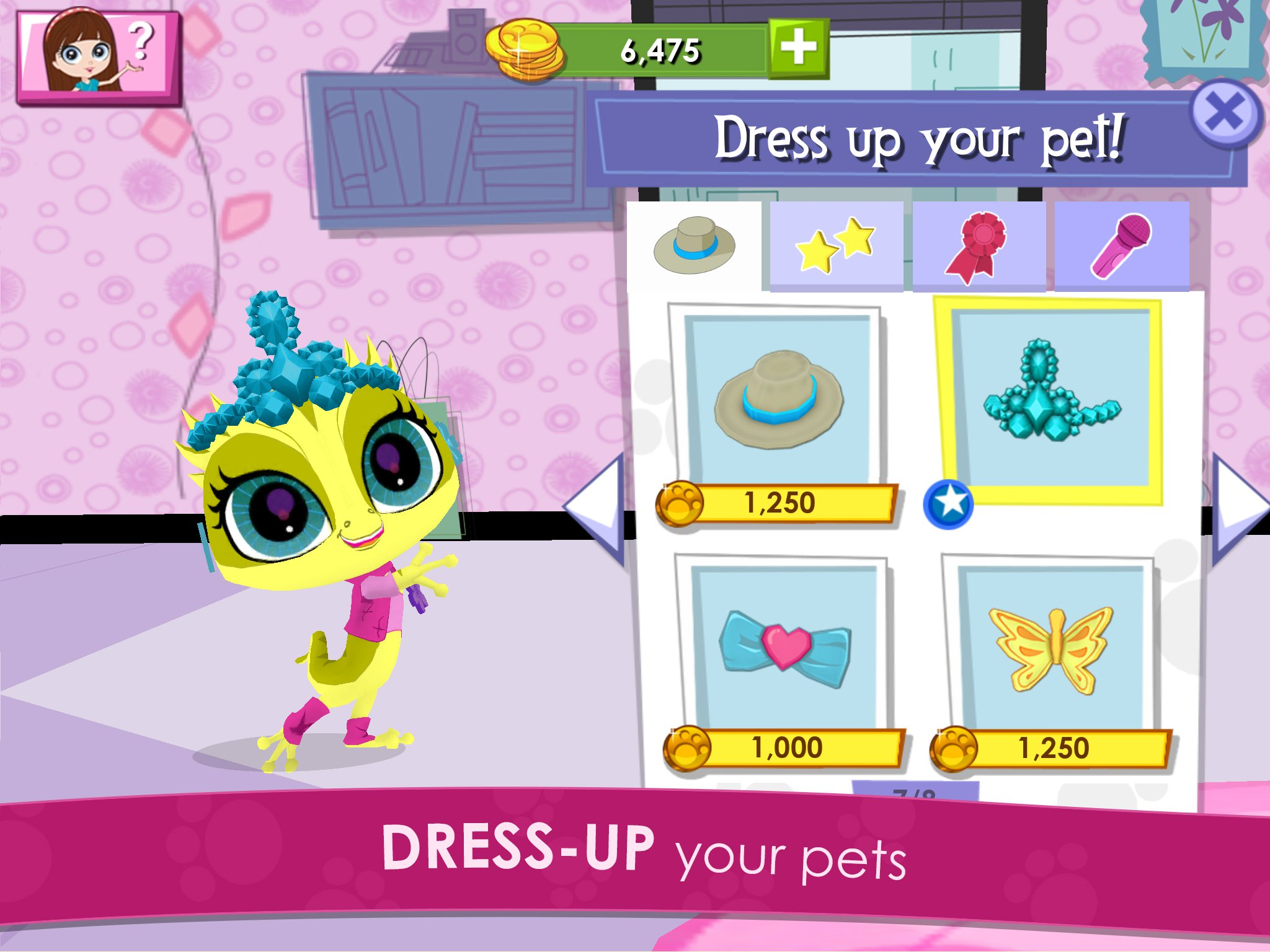 Littlest Pet Shop Your World App Carousel Hero 4