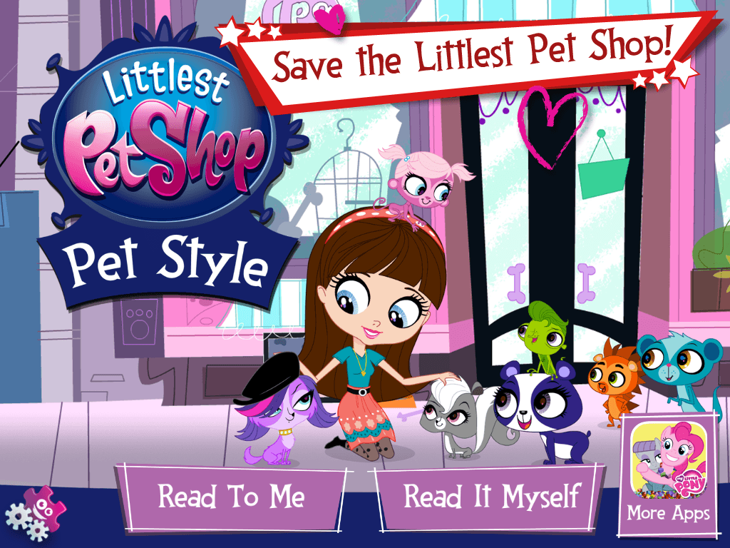 Littlest Pet Shop Pet Style App Carousel Hero 1