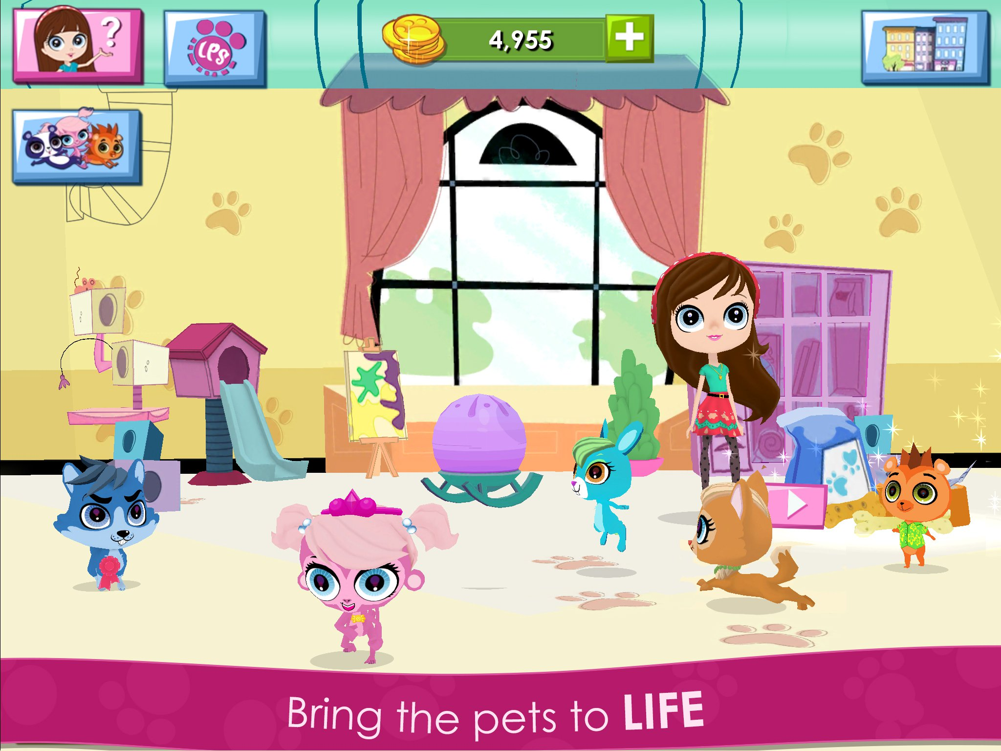 Littlest Pet Shop Your World App Carousel Hero 2