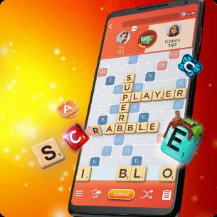 Scrabble Hasbro App