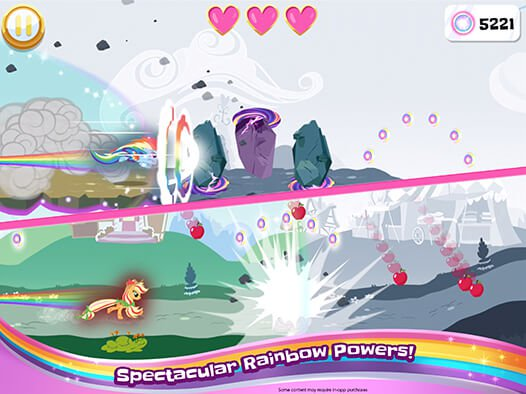 Rainbow Runners App Img 4