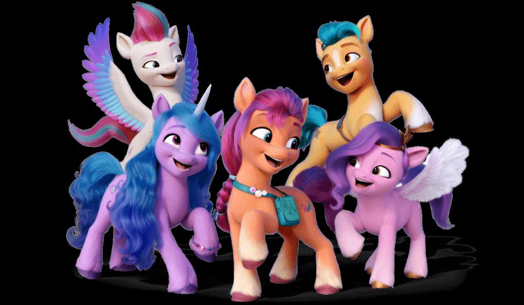 My Little Pony Познакомься с друзьями