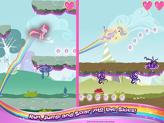 Rainbow Runners App Img 1