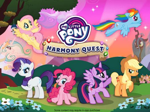 Harmony Quest App Img 1