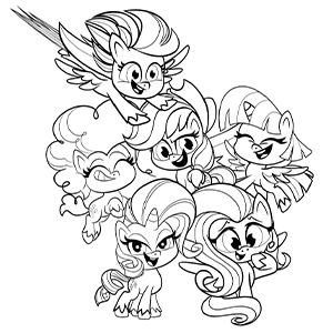 Together Again (Pony Life)