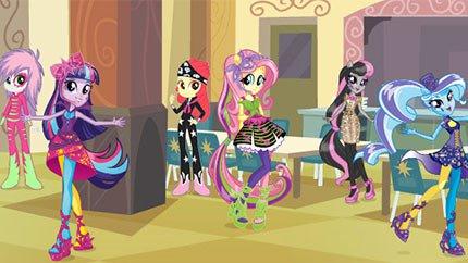 Equestria Girls App Img 1