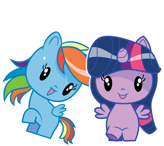 Cutie Mark Crew Characters - My Little Pony & Equestria Girls