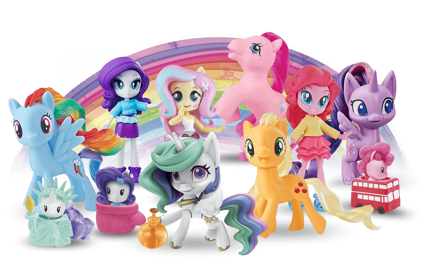 - Pony Dolls, Games, Apps, And Videos - My Little Pony & Equestria Girls
