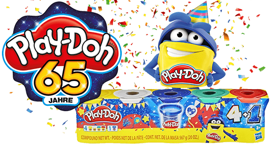 Happy Play-Doh to you!