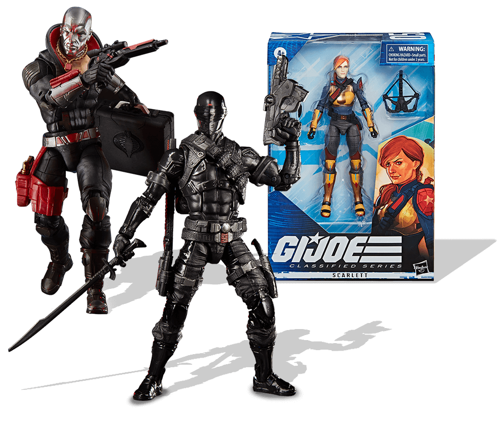 G.I. JOE Products