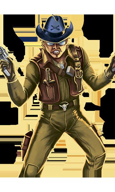 Wild Bill GI JOE action figure