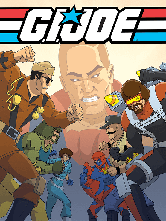 G.I. JOE: A REAL AMERICAN HERO (SERIES 2)