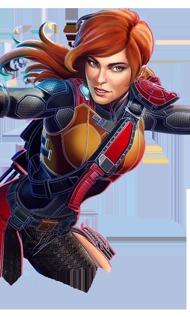 Scarlett GI JOE action figure