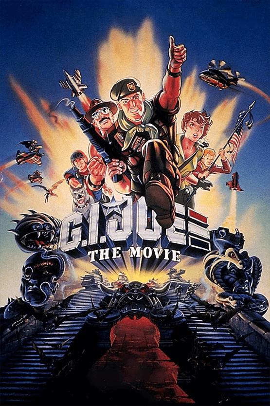 G.I. JOE: THE ANIMATED MOVIE