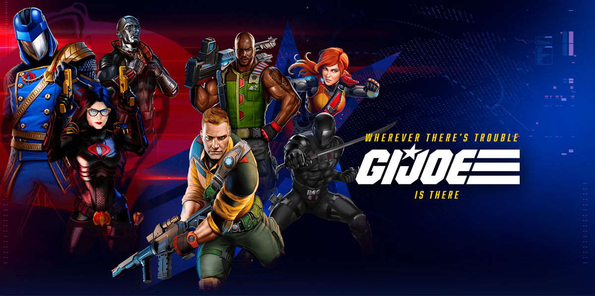 G.I. JOE - The Official Site for G.I. JOE Movies, Characters, Comics, Games  and Products.