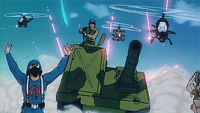 G.I. JOE: THE ANIMATED MOVIE Thumbnail