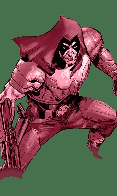 Zartan COBRA action figure