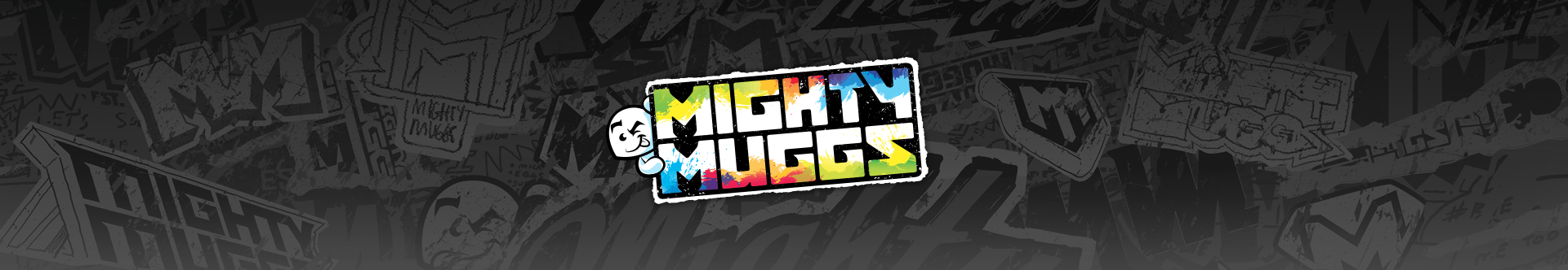 Mighty Muggs Banner