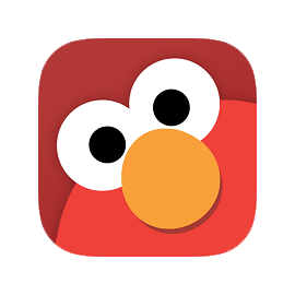 playskool elmo app