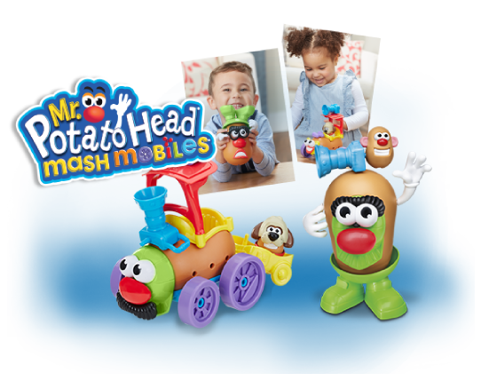 MR. POTATO HEAD MASH MOBILES