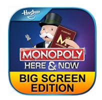 Monopoly Here & Now: Big Screen Edition