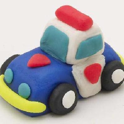 Creations - Police Car