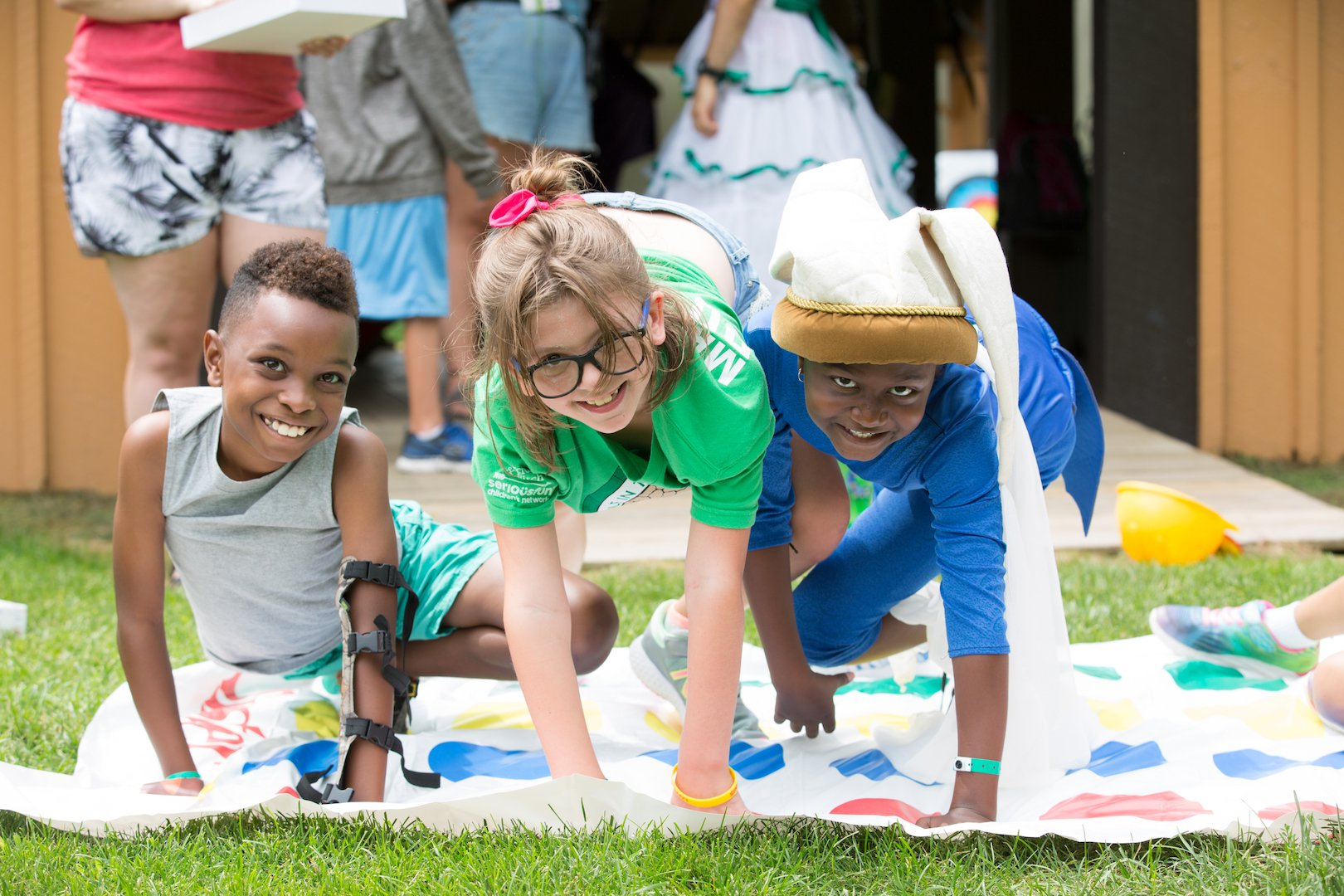 Seriousfun Children's Network - Therapeutic Camps+G87
