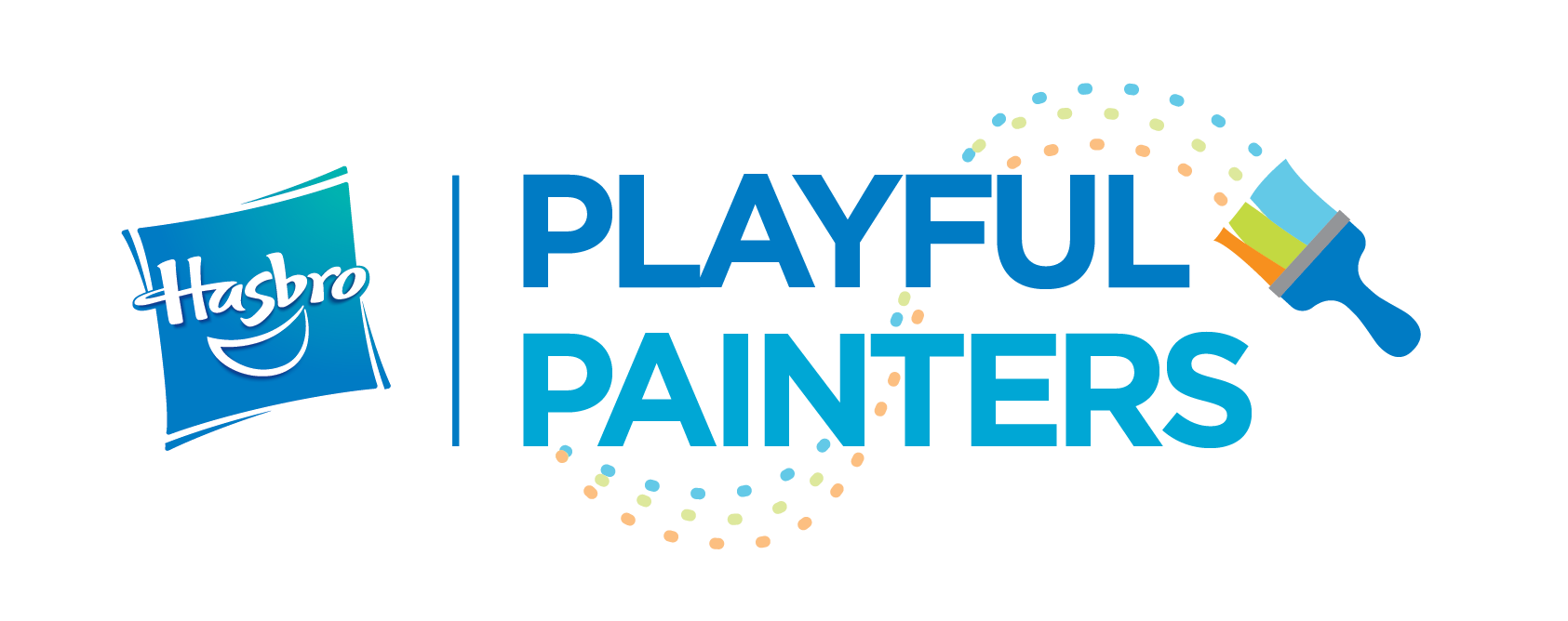 Playful Painters logo
