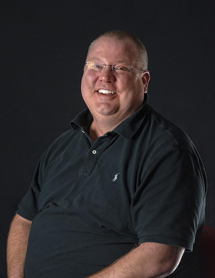 Todd Heringer - Head of Studio Studio Management - backflip studio