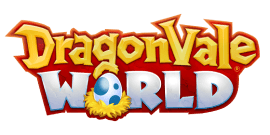Dragonvale world game mobile app logo